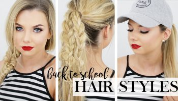 Back to School Hair Extensions